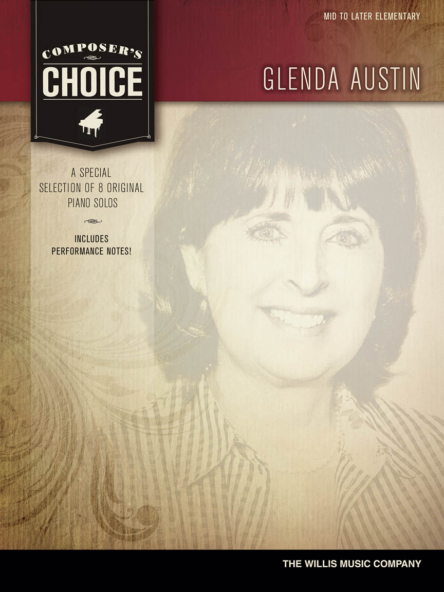 Product Cover for Composer's Choice – Glenda Austin
