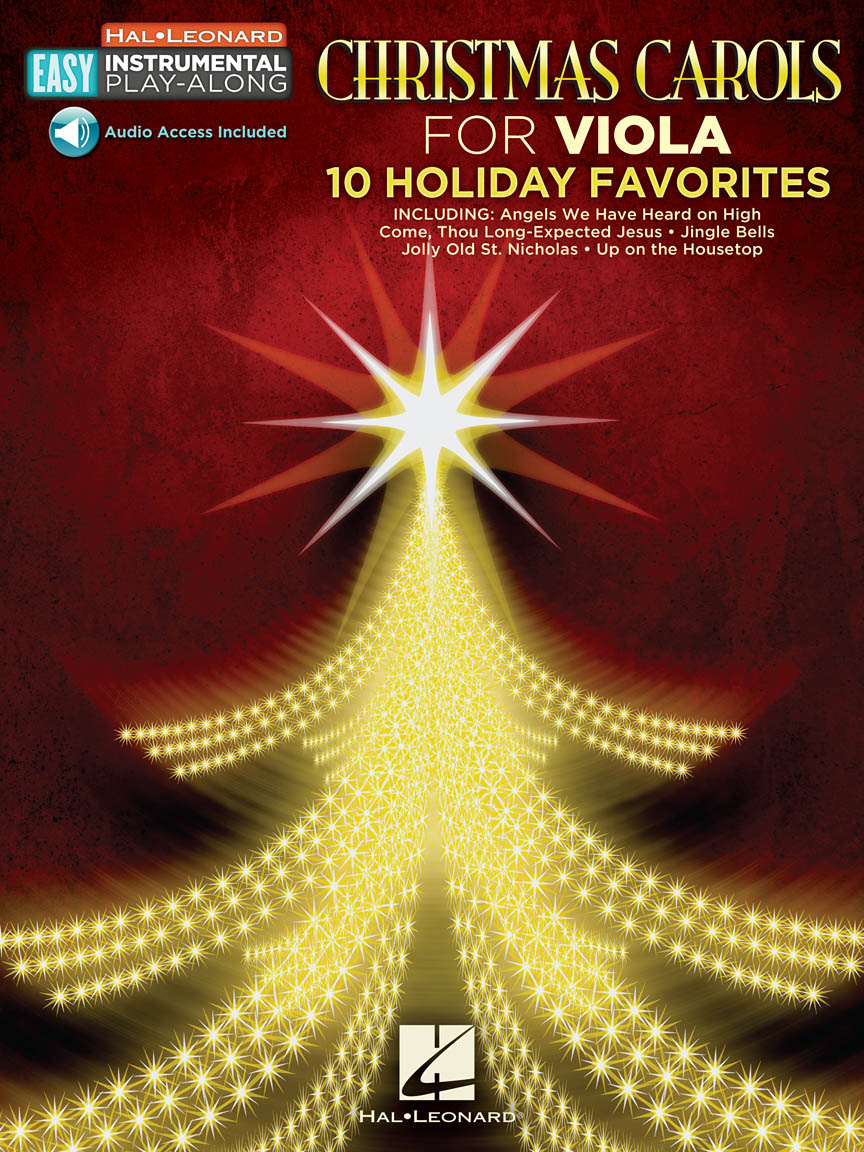 Product Cover for Christmas Carols - 10 Holiday Favorites