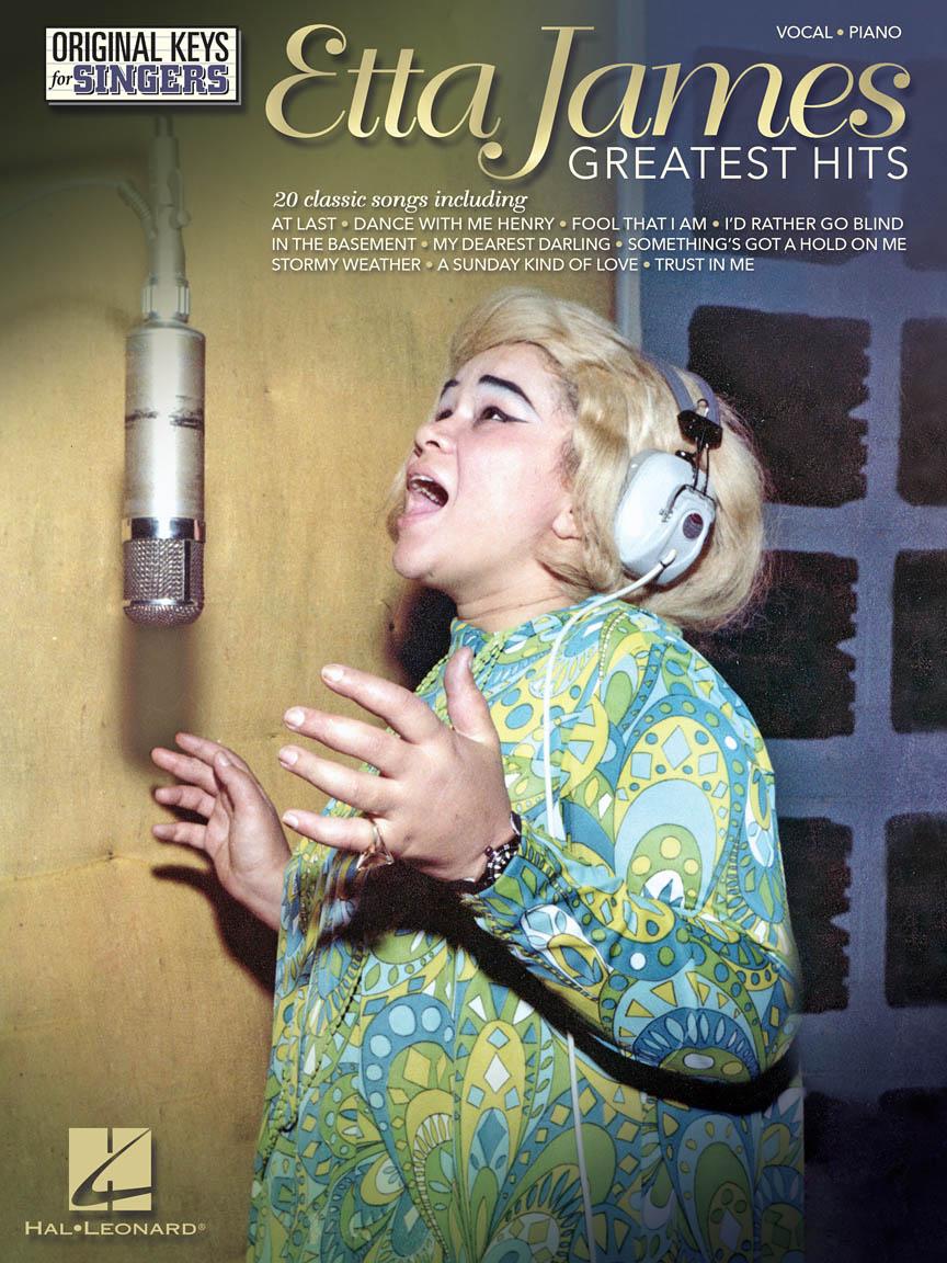 Product Cover for Etta James: Greatest Hits – Original Keys for Singers