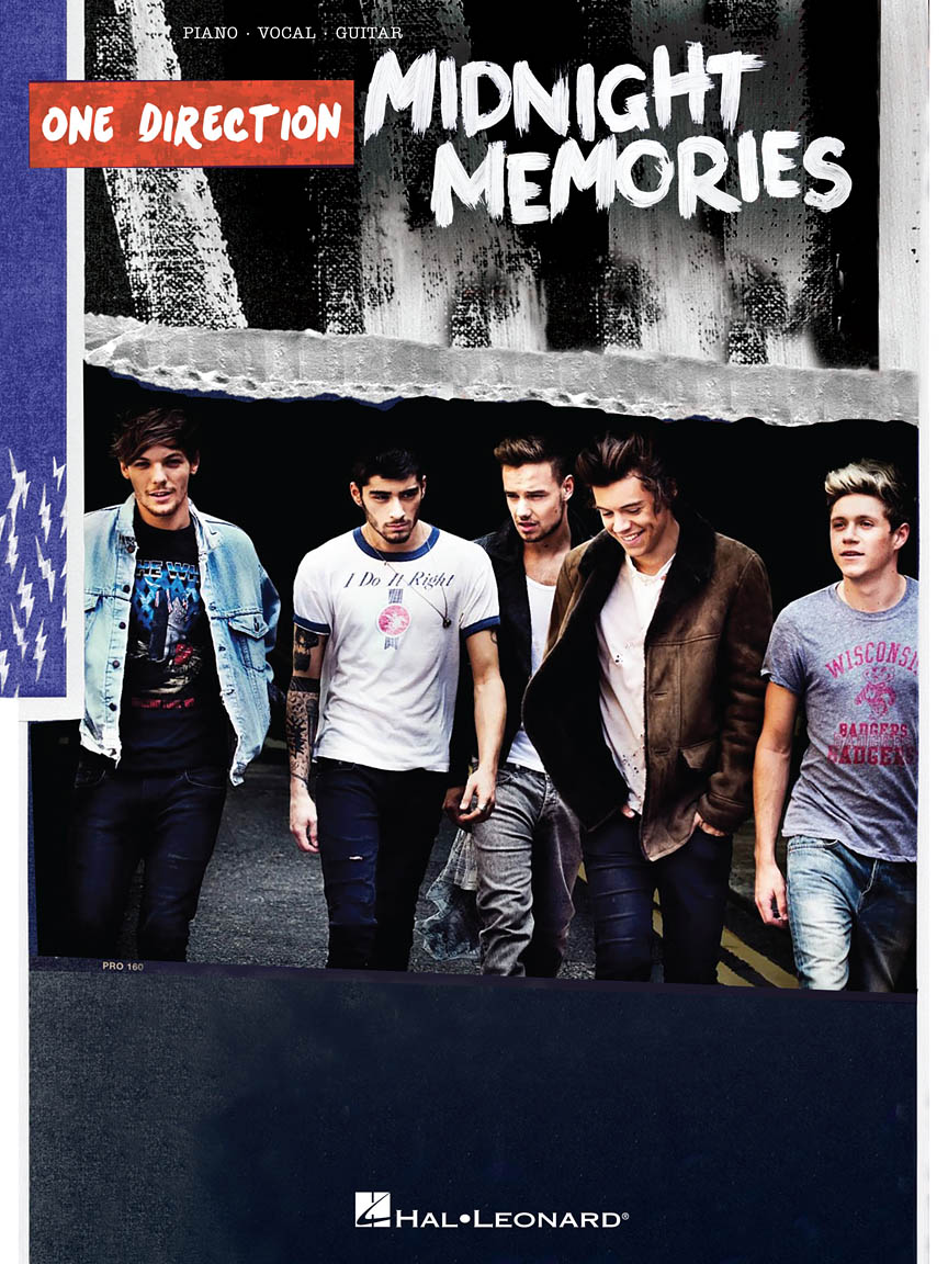 Product Cover for One Direction – Midnight Memories