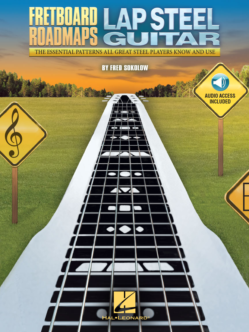 Product Cover for Fretboard Roadmaps – Lap Steel Guitar