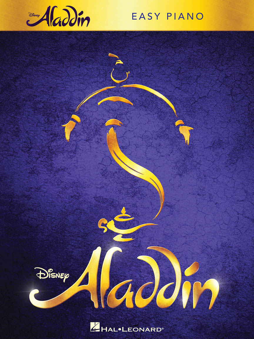Product Cover for Aladdin – Broadway Musical