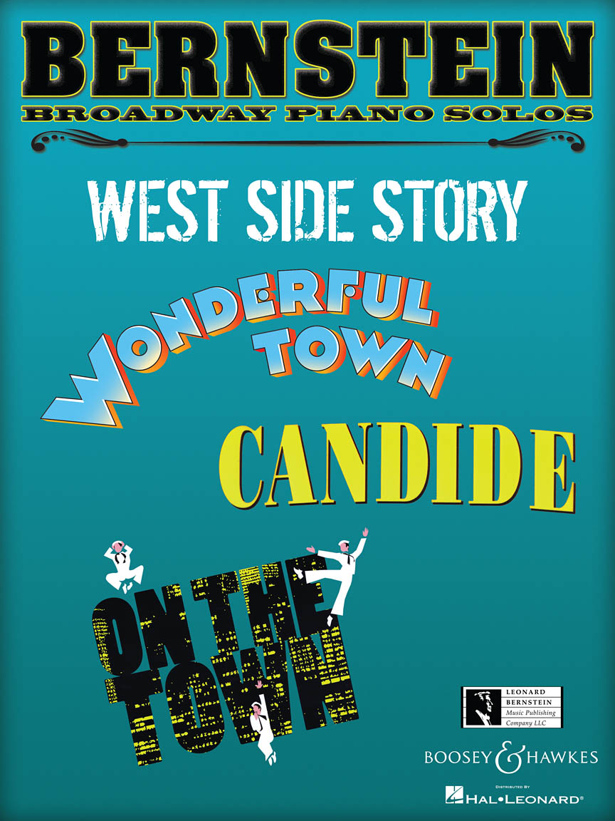 Product Cover for Bernstein Broadway Piano Solos