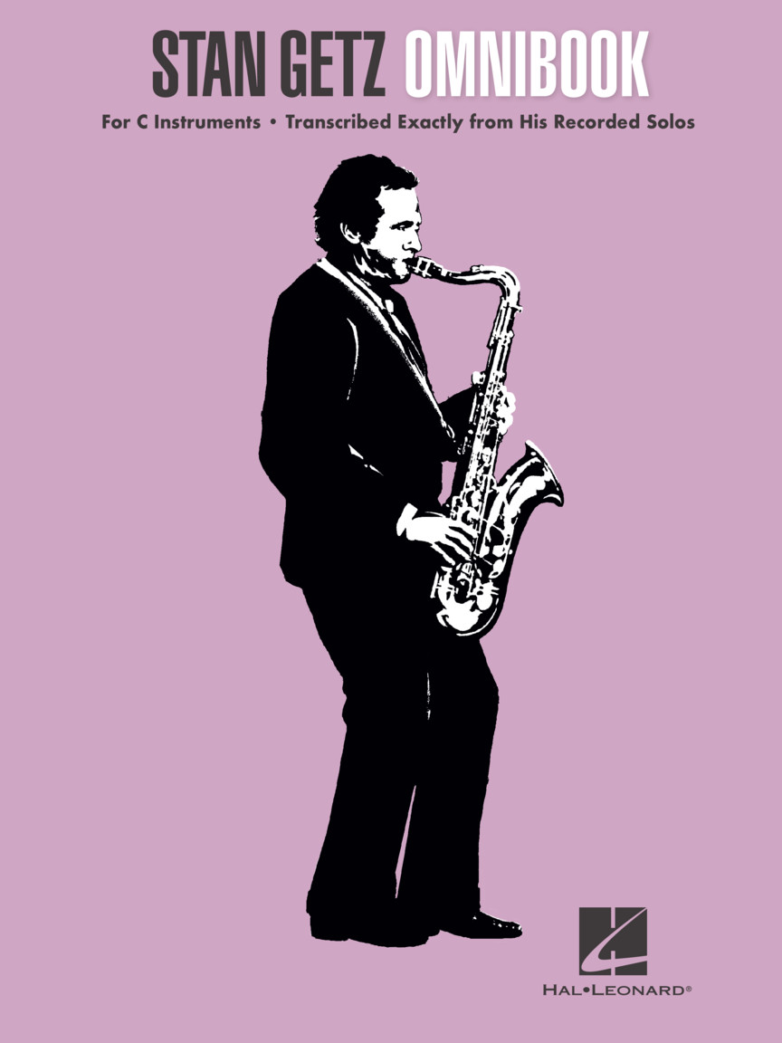 Product Cover for Stan Getz – Omnibook