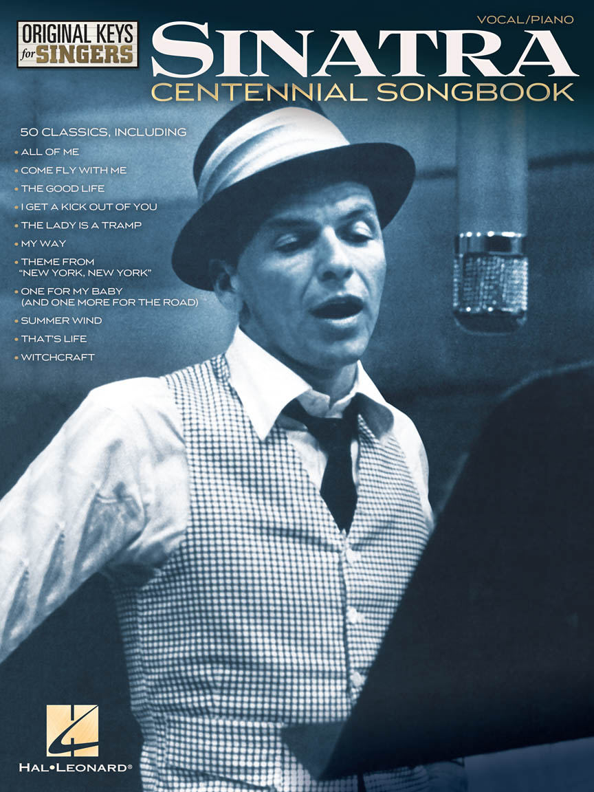 Product Cover for Frank Sinatra – Centennial Songbook – Original Keys for Singers