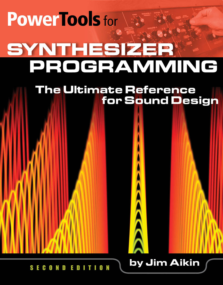 Product Cover for Power Tools for Synthesizer Programming