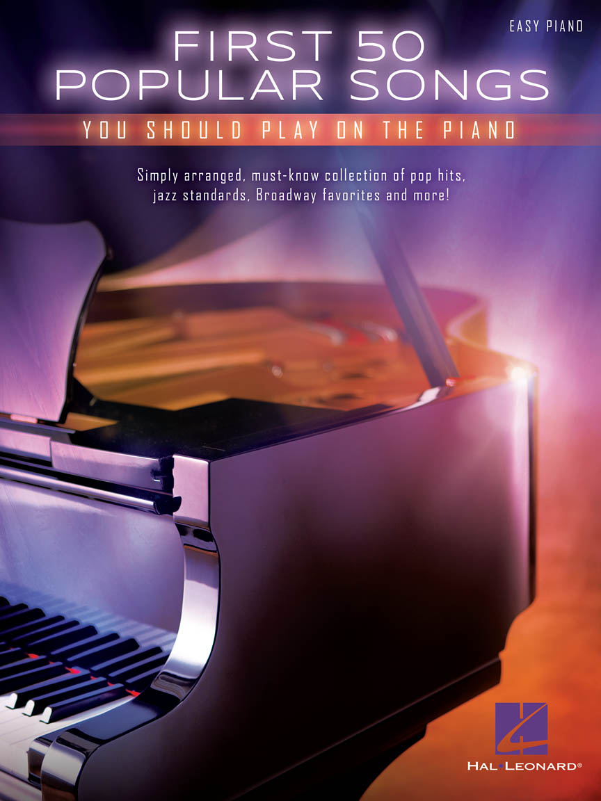 Product Cover for First 50 Popular Songs You Should Play on the Piano
