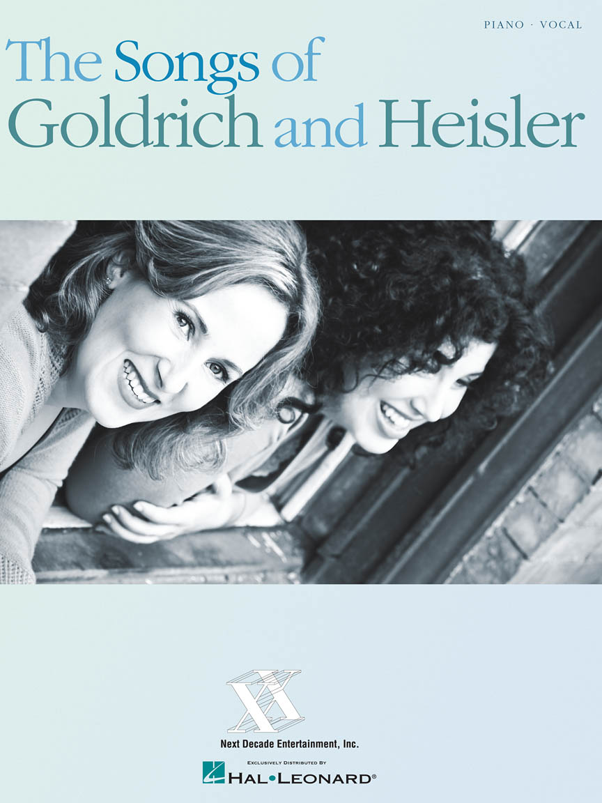 Product Cover for The Songs of Goldrich and Heisler