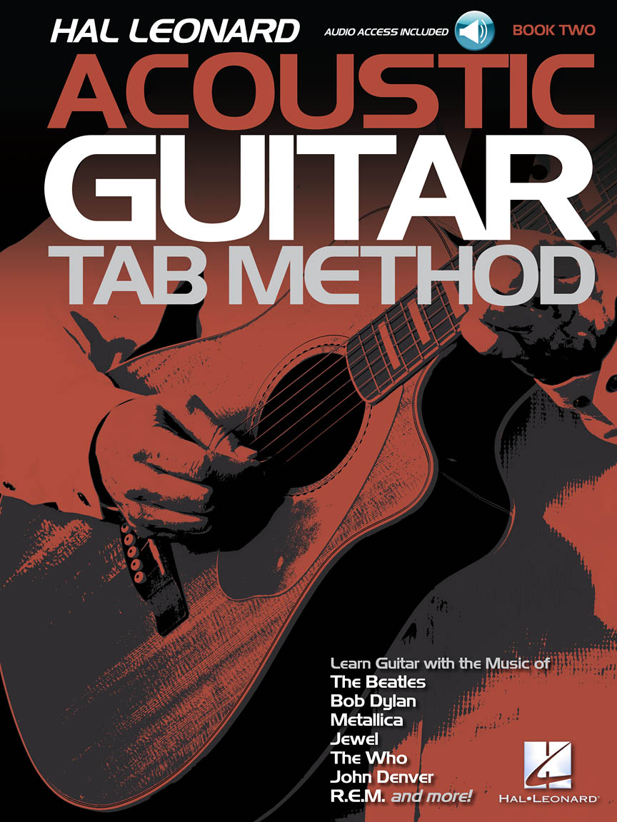 Product Cover for Hal Leonard Acoustic Guitar Tab Method – Book 2