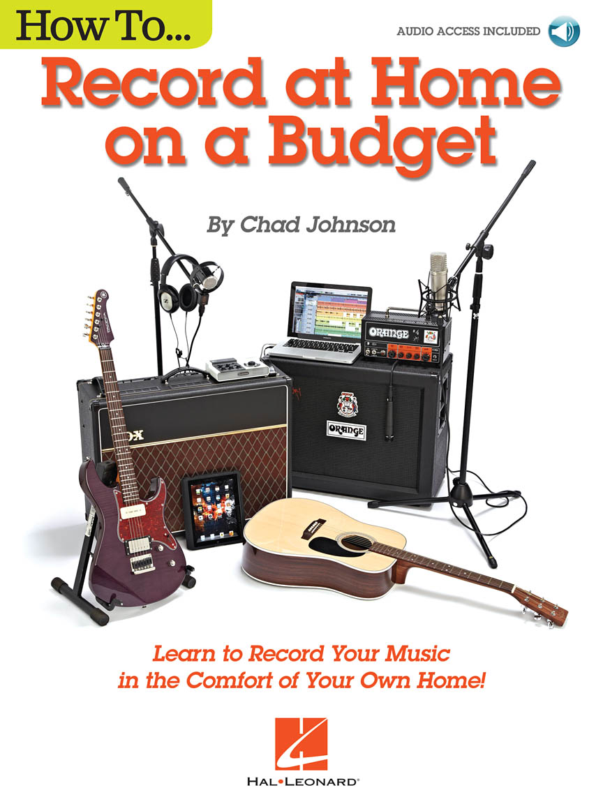 Product Cover for How to Record at Home on a Budget