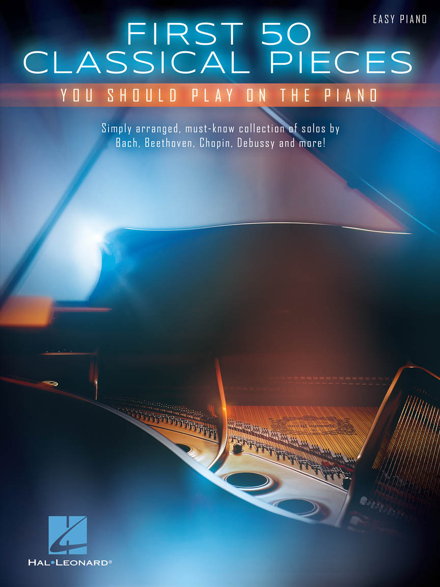 Product Cover for First 50 Classical Pieces You Should Play on the Piano