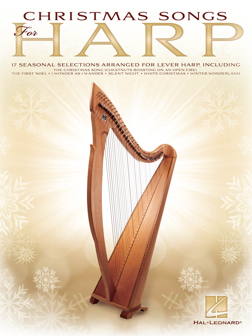 Product Cover for Christmas Songs for Harp