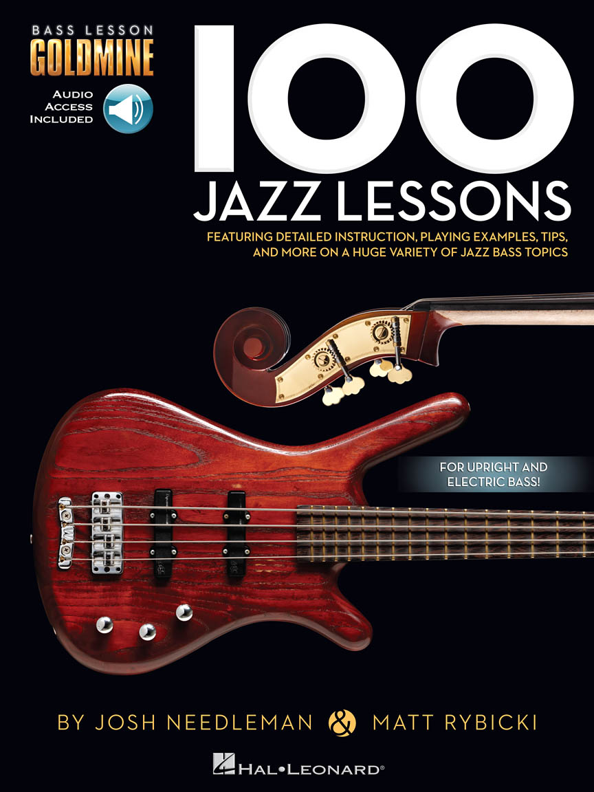 100 Funk//R/&B Lessons for Bass Bass Guitar TAB Music Book//Audio Learn to Play