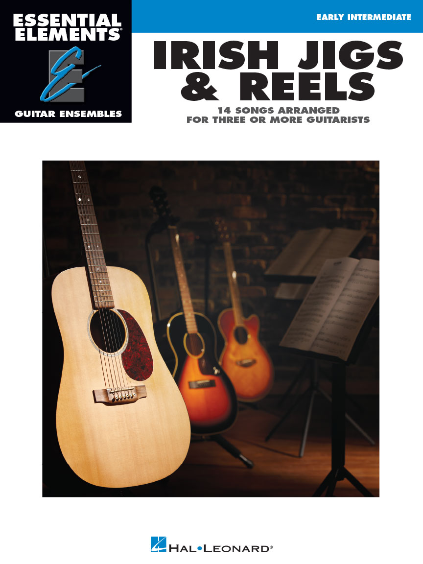 Product Cover for Irish Jigs & Reels