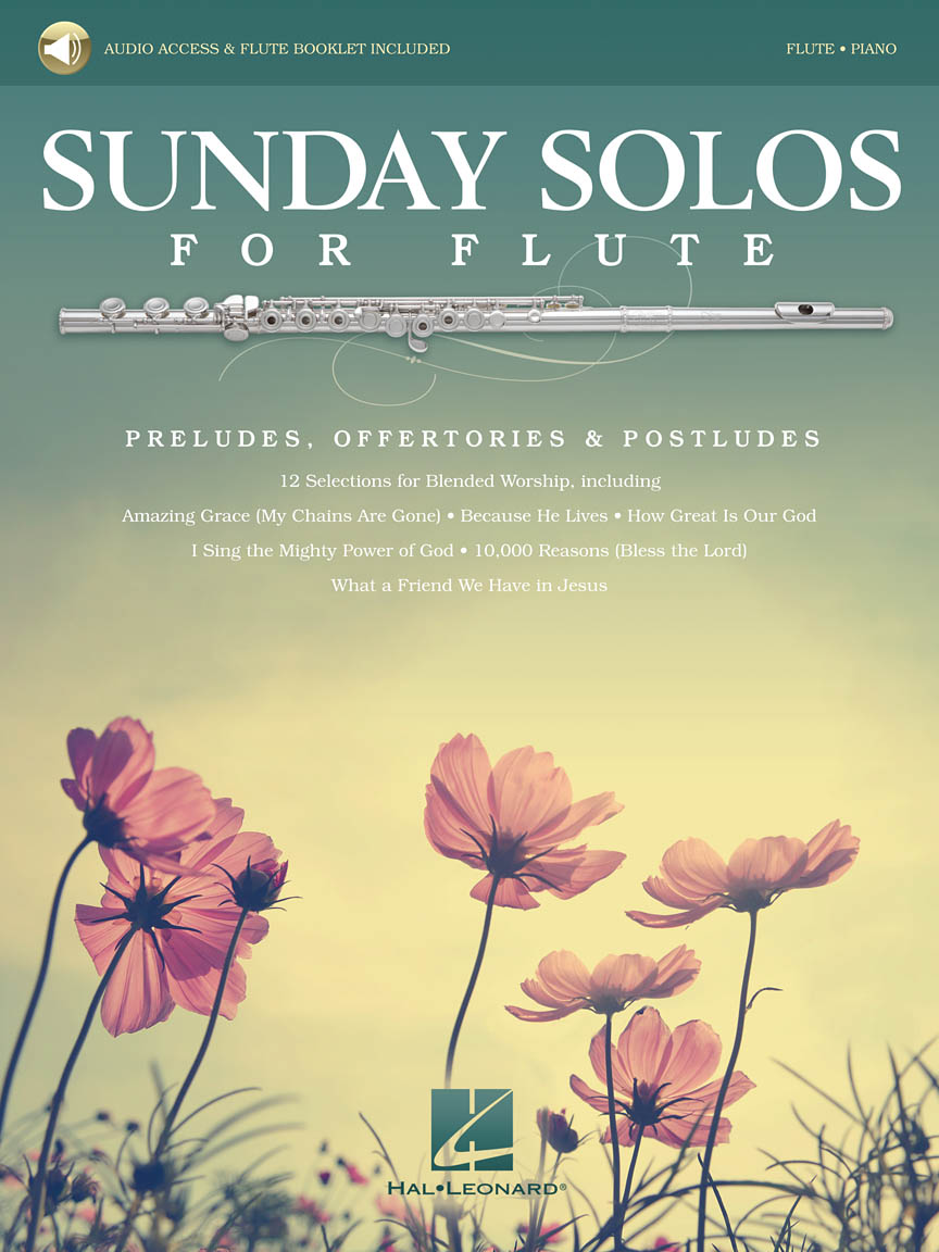 Product Cover for Sunday Solos for Flute