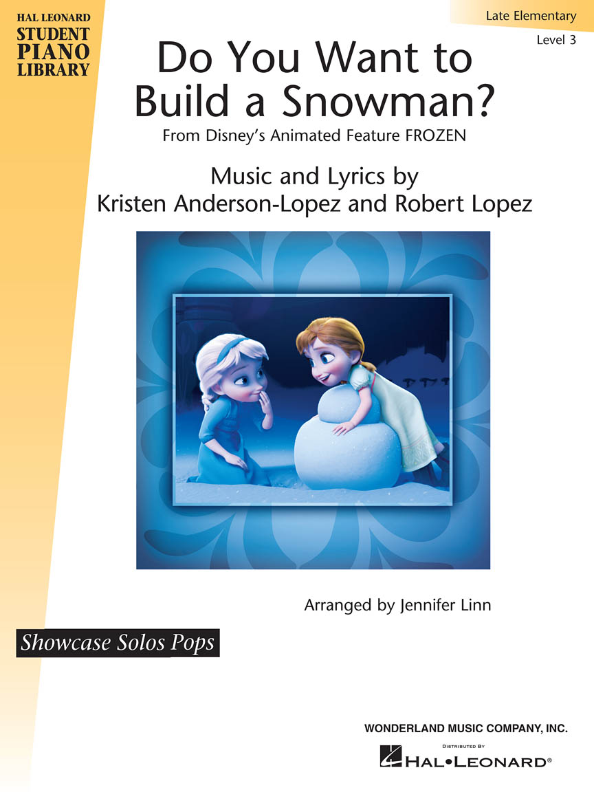 Product Cover for Do You Want to Build a Snowman? (from Frozen)