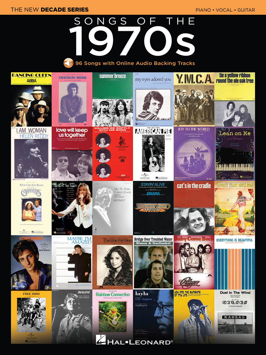 Product Cover for Songs of the 1970s