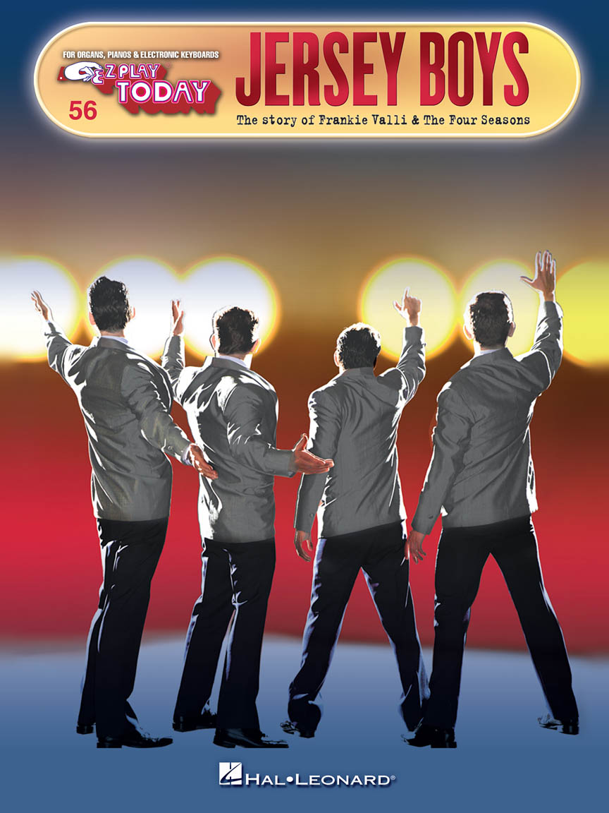 Product Cover for Jersey Boys