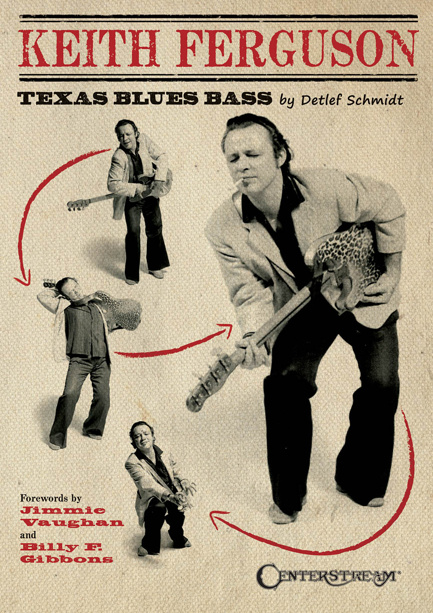 Product Cover for Keith Ferguson – Texas Blues Bass