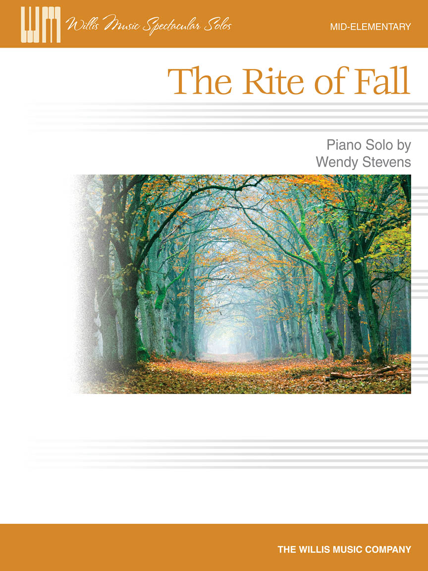 Product Cover for The Rite of Fall