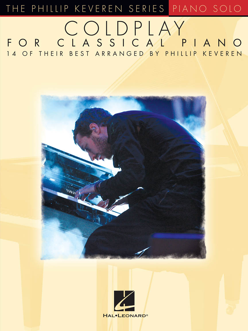 Product Cover for Coldplay for Classical Piano