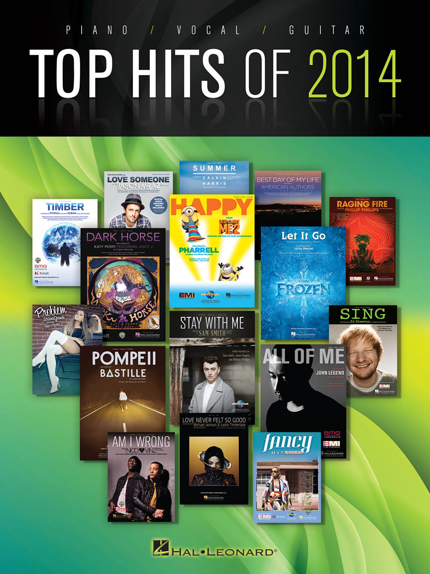 Product Cover for Top Hits of 2014