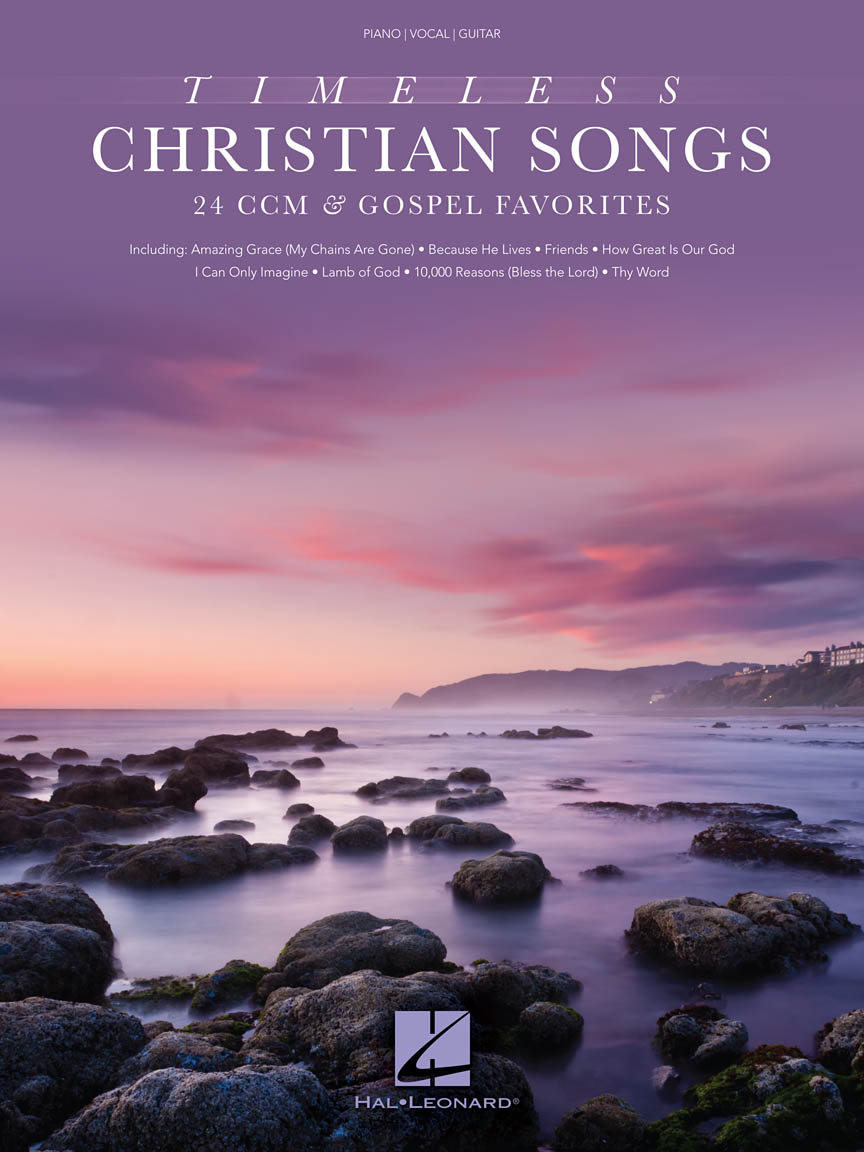 Product Cover for Timeless Christian Songs