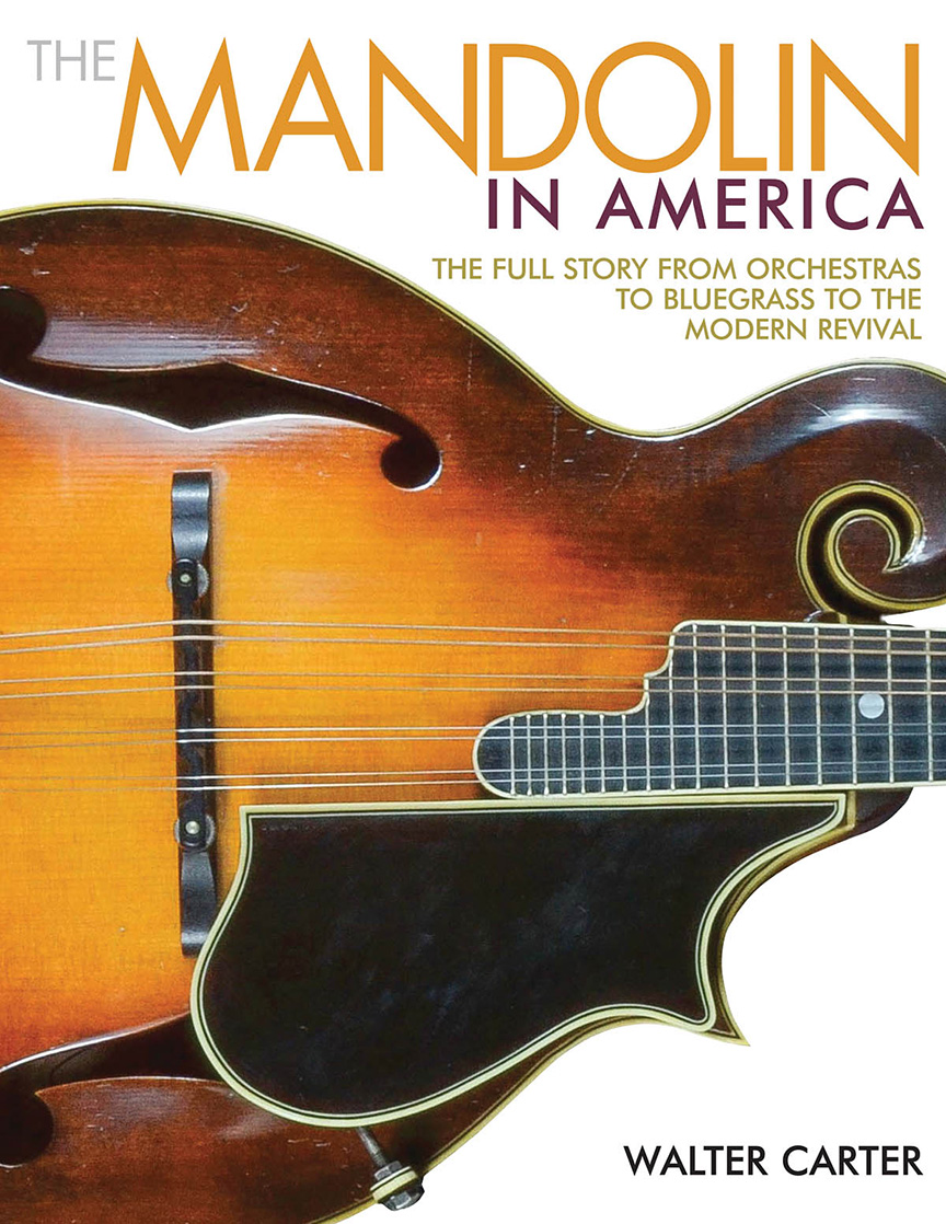 Product Cover for The Mandolin in America