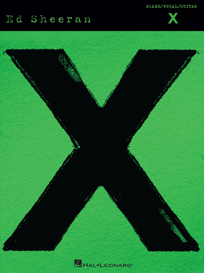 Product Cover for Ed Sheeran – X