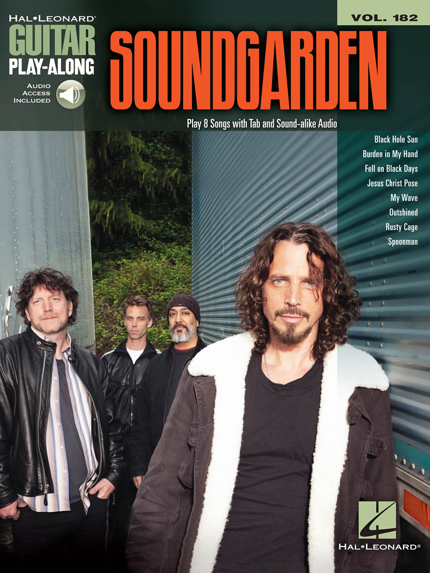 Product Cover for Soundgarden