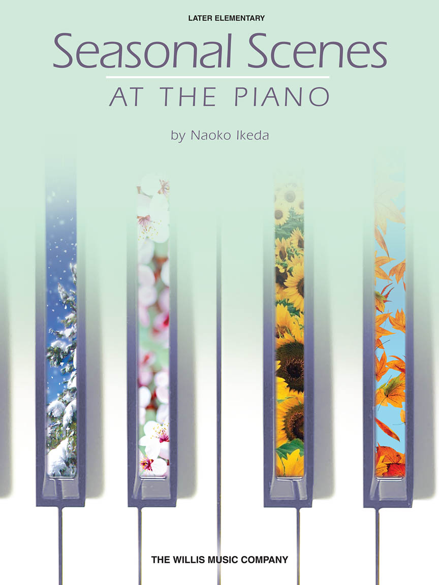 Product Cover for Seasonal Scenes at the Piano