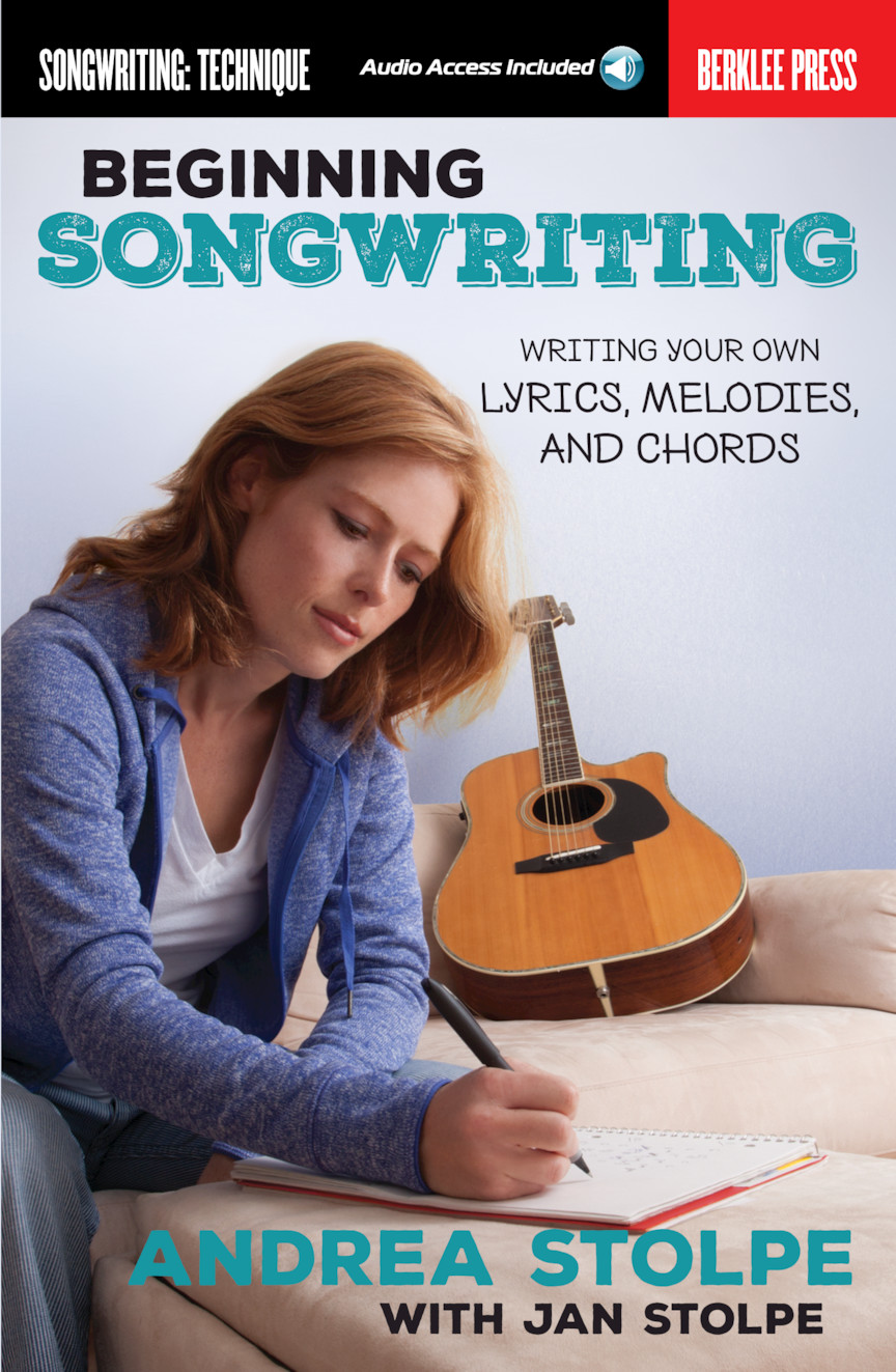 Product Cover for Beginning Songwriting