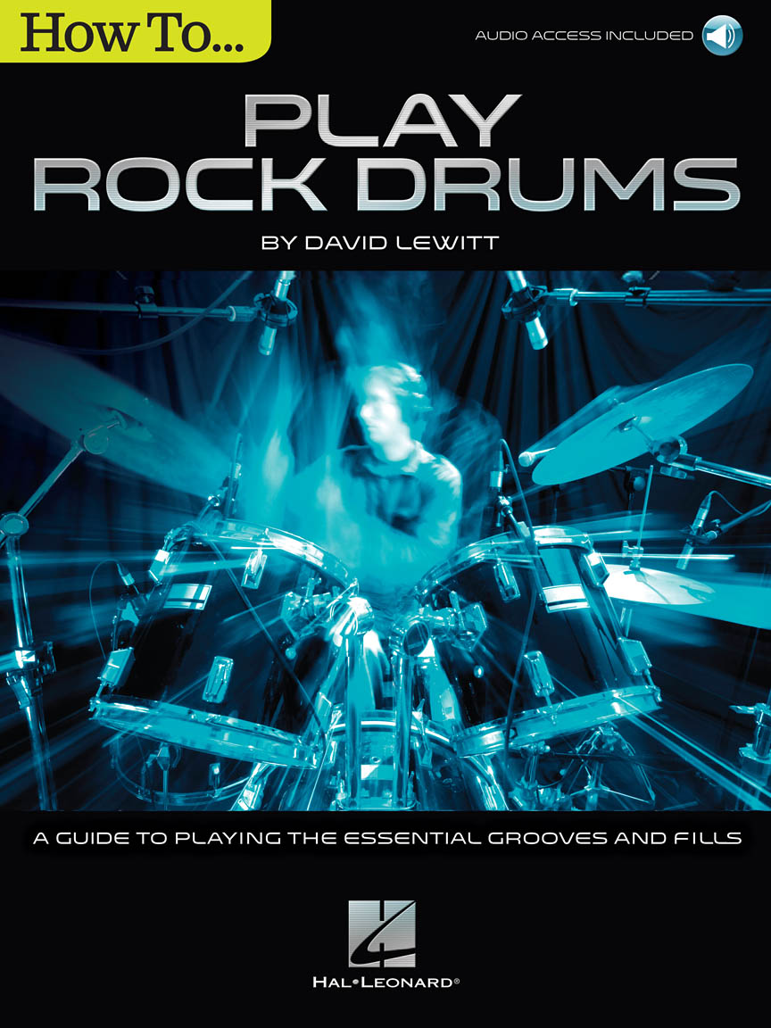 Product Cover for How to Play Rock Drums