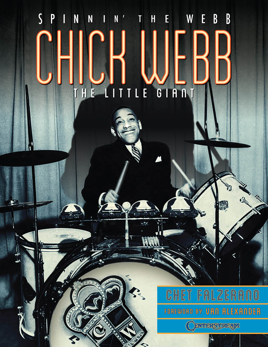 Product Cover for Chick Webb – Spinnin' the Webb: The Little Giant