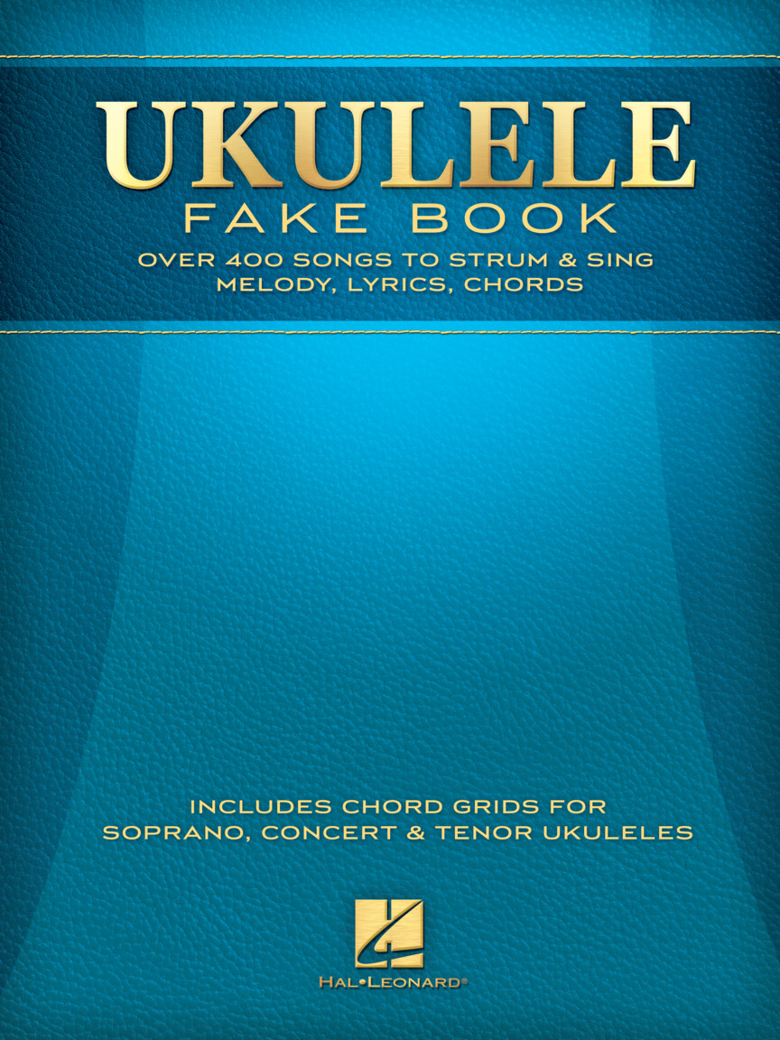 Product Cover for Ukulele Fake Book
