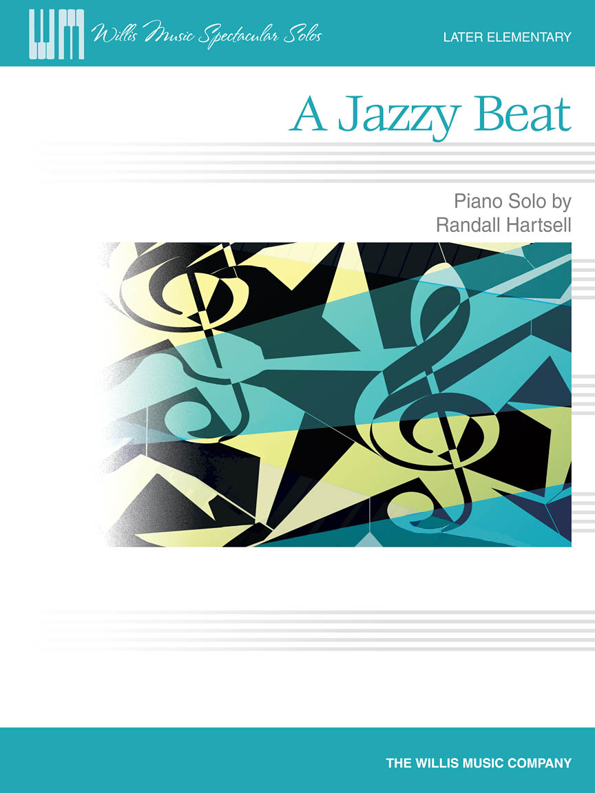 Product Cover for A Jazzy Beat