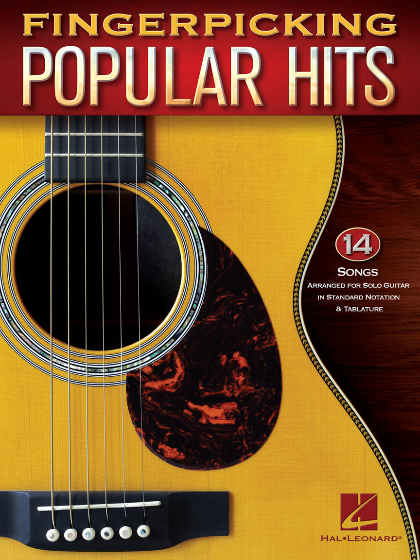 Product Cover for Fingerpicking Popular Hits