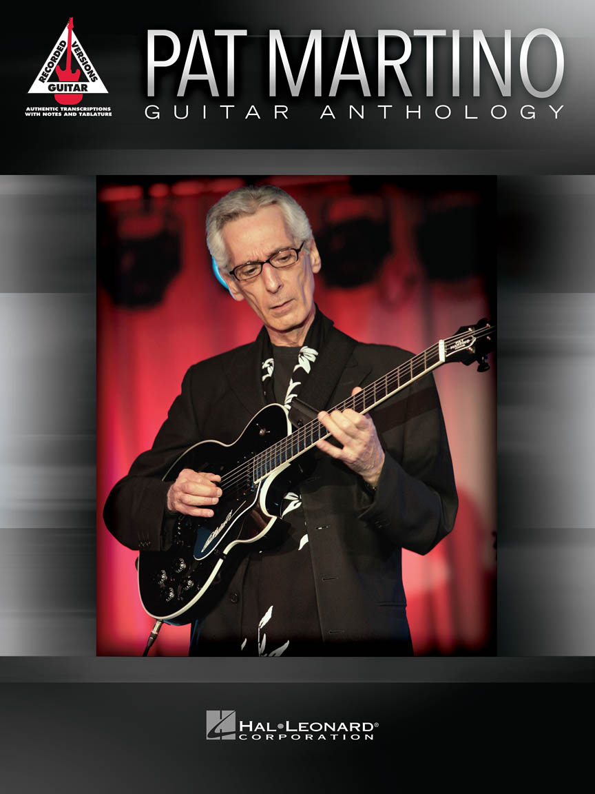 Product Cover for Pat Martino – Guitar Anthology