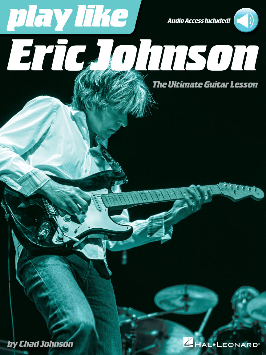 Product Cover for Play like Eric Johnson