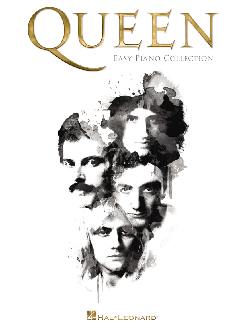 Product Cover for Queen – Easy Piano Collection