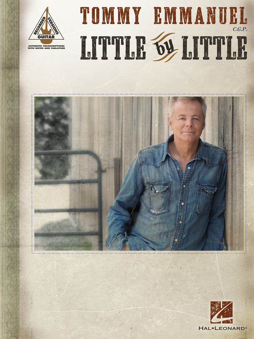Product Cover for Tommy Emmanuel – Little by Little