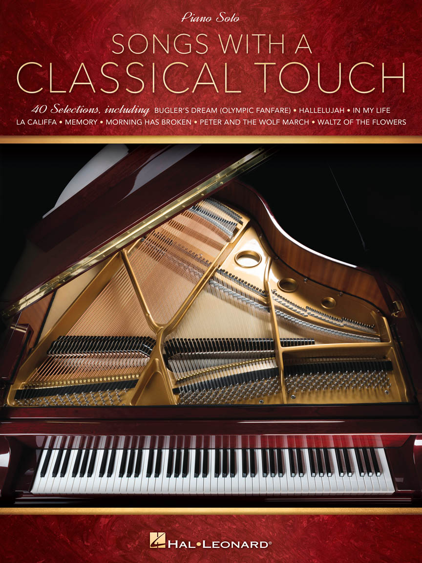 Product Cover for Songs with a Classical Touch
