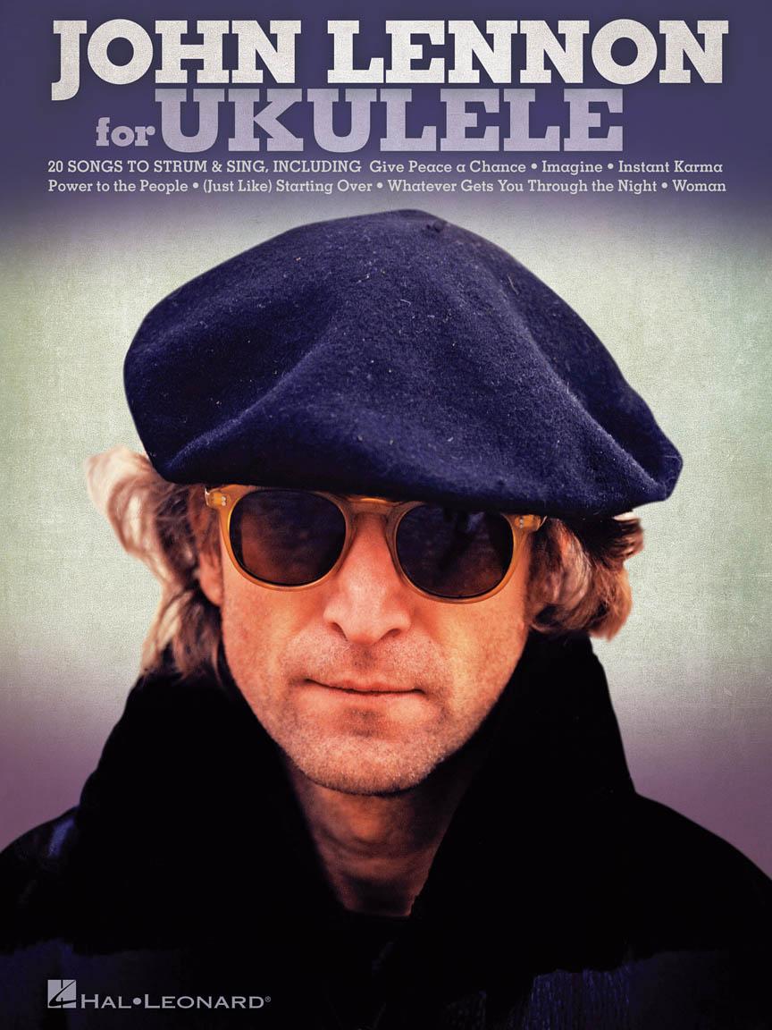 Product Cover for John Lennon for Ukulele