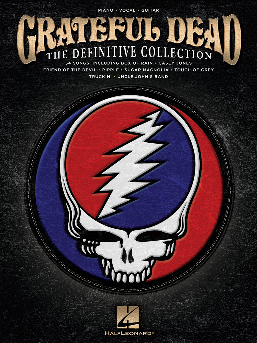 Product Cover for Grateful Dead – The Definitive Collection