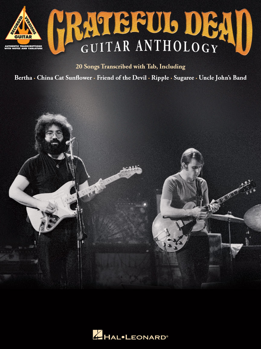 Product Cover for Grateful Dead Guitar Anthology