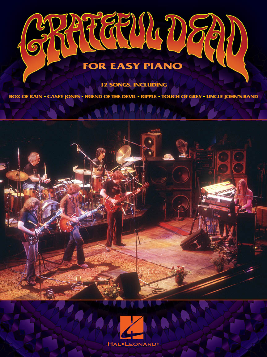 Product Cover for Grateful Dead for Easy Piano