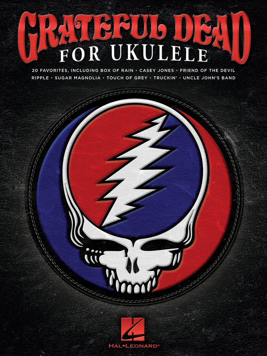 Product Cover for Grateful Dead for Ukulele