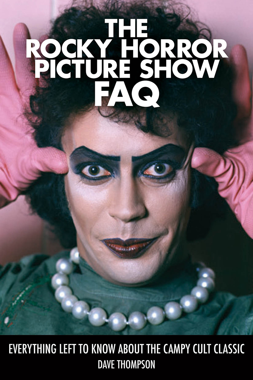 Product Cover for The Rocky Horror Picture Show FAQ