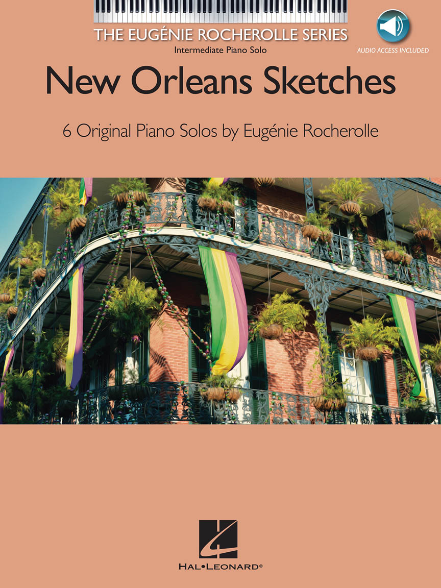 Product Cover for New Orleans Sketches