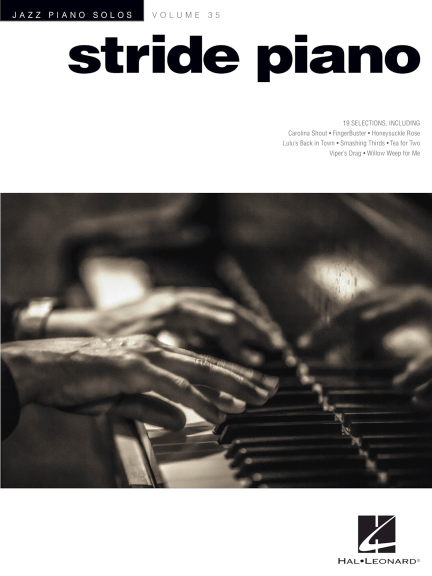 Product Cover for Stride Piano